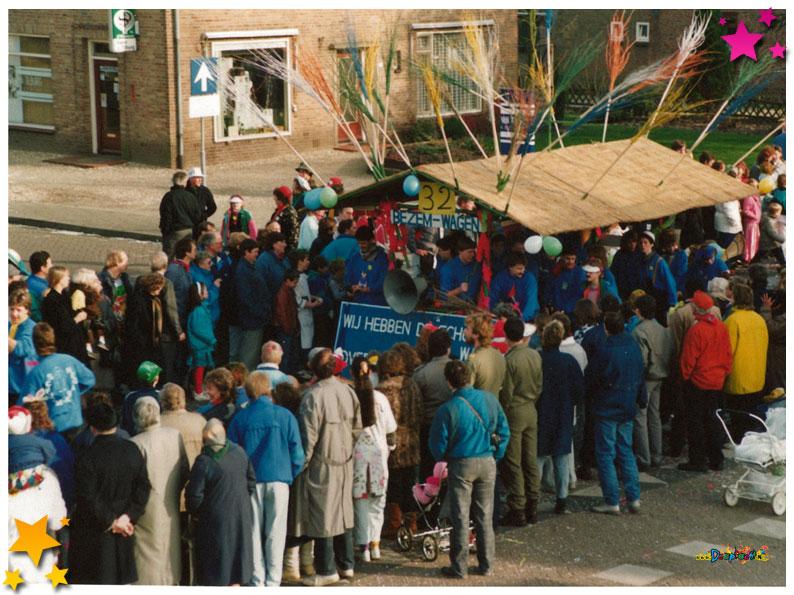 De Schuimkragen - 1988