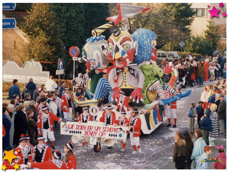 Bierviltjes - 1989