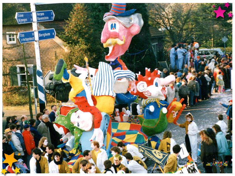 Dorstvlegels - 1989