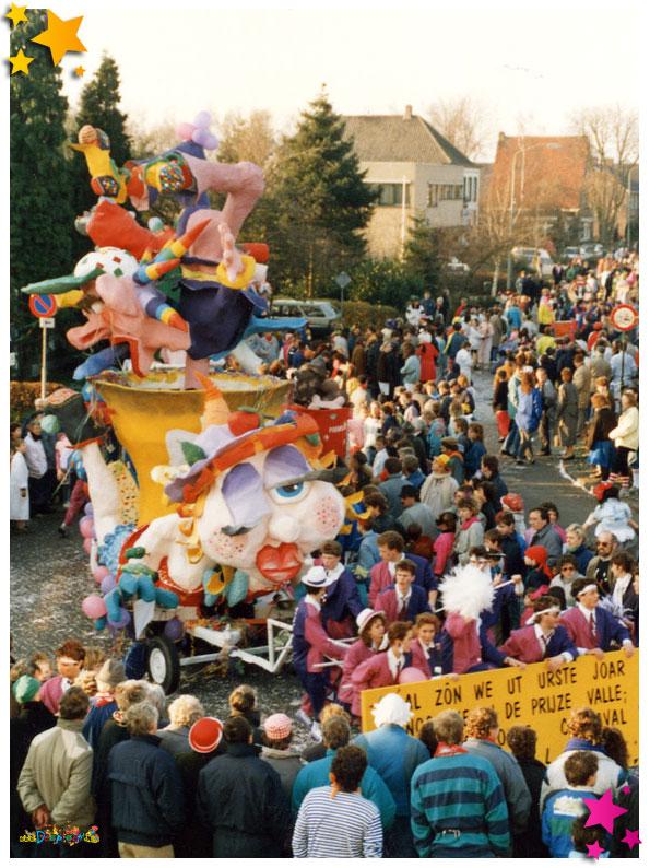 Lochte Klocht - 1989