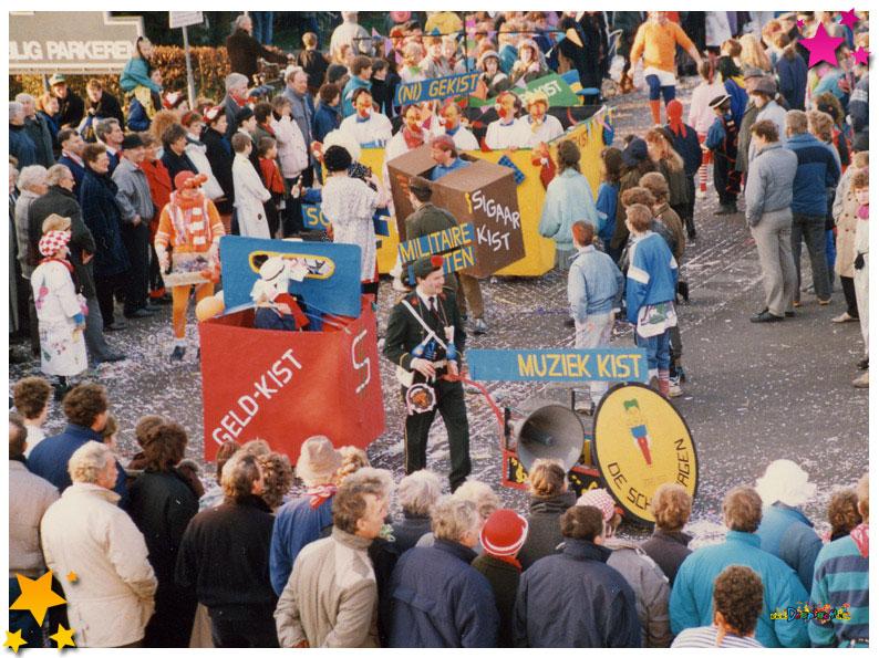 De Schuimkragen - 1989