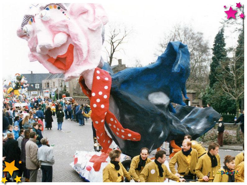 Dorstvlegels - 1990