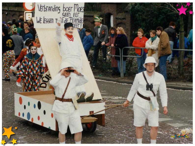 De Vrolukke Tobbers - 1990