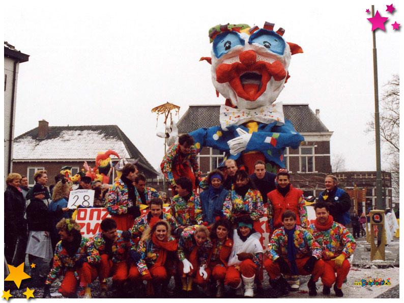 Dorstvlegels - 1991