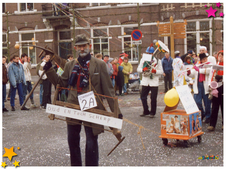 Jan Vos - 1991