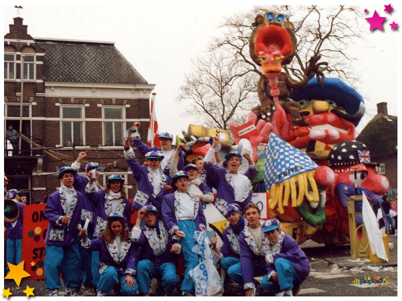 Moi Gekloi - 1991