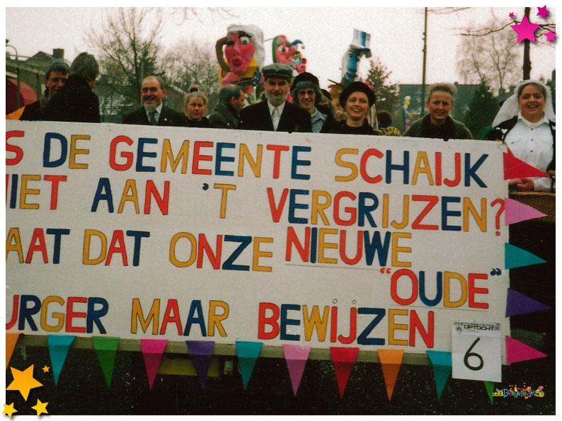 De Schuimkragen - 1991