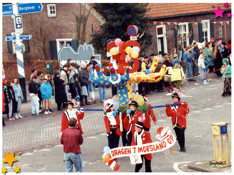 't Moes Nie Moete - 1992