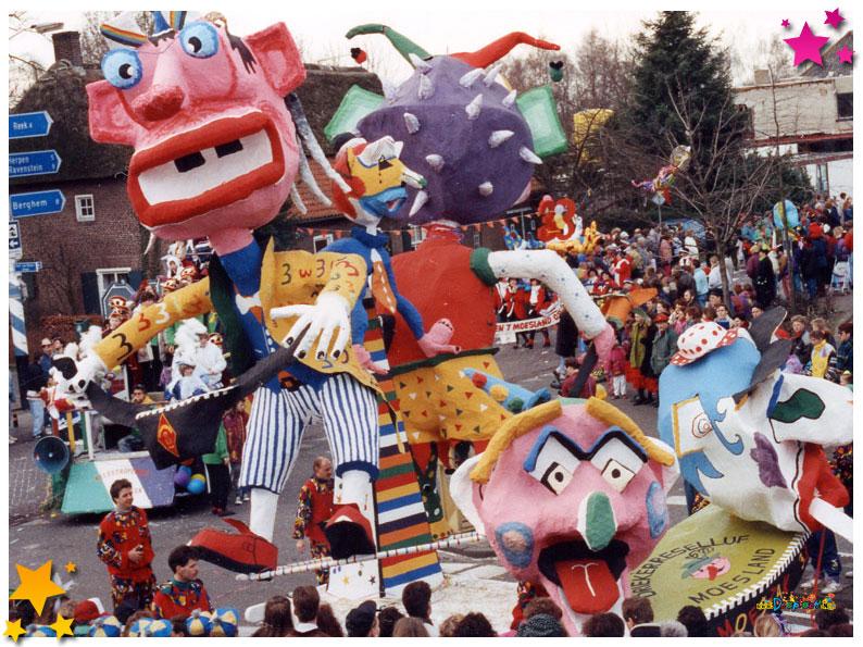 De Schuimkragen - 1992
