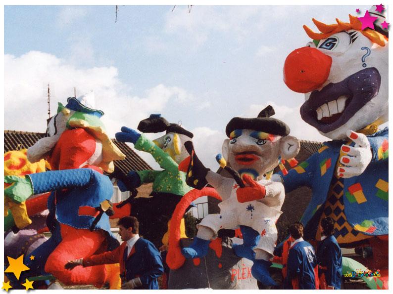 Bekek Ut Mar - 1993