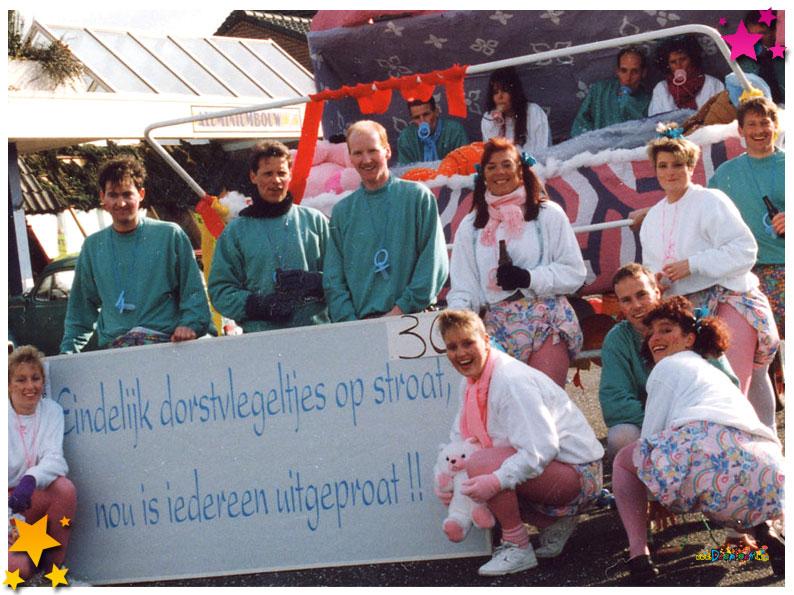 Dorstvlegels - 1993