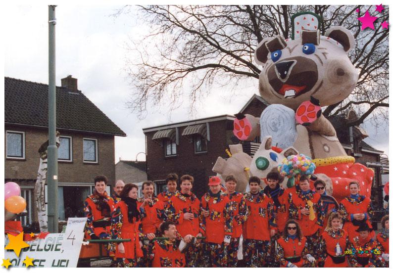 De Schuimkragen - 1993