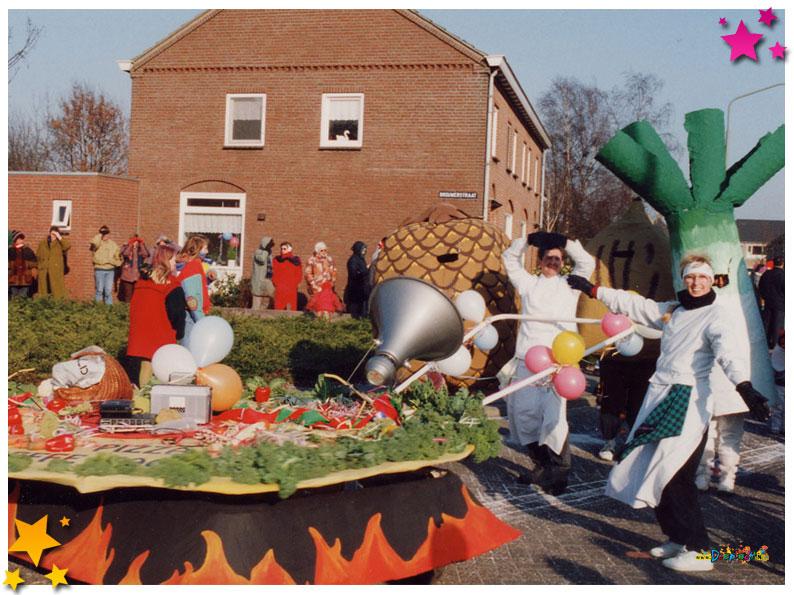 Dorstvlegels - 1994
