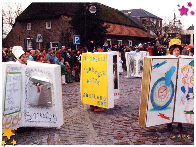 't Moes Nie Moete - 1995