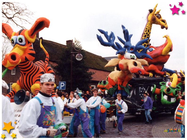 Moi Gekloi - 1995
