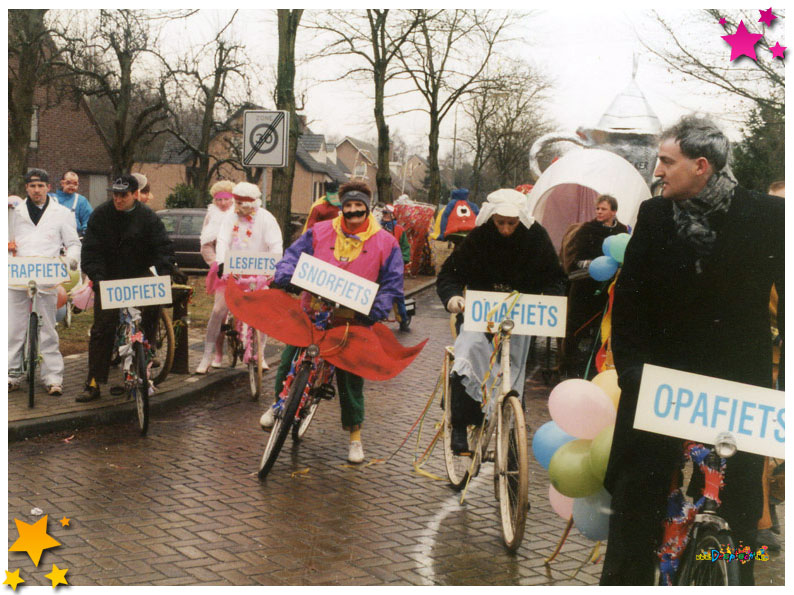 Dorstvlegels - 1996