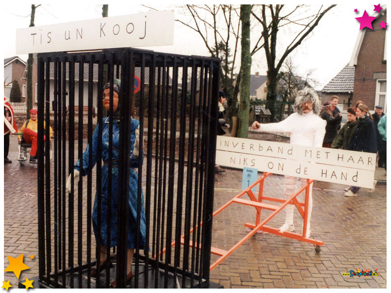 Jan Vos - 1996