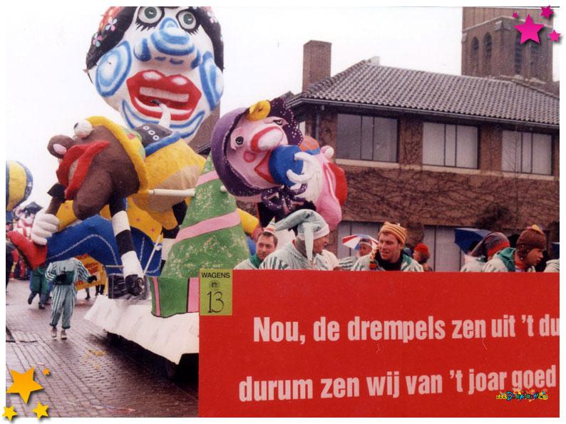 Petôsiestampers - 1996