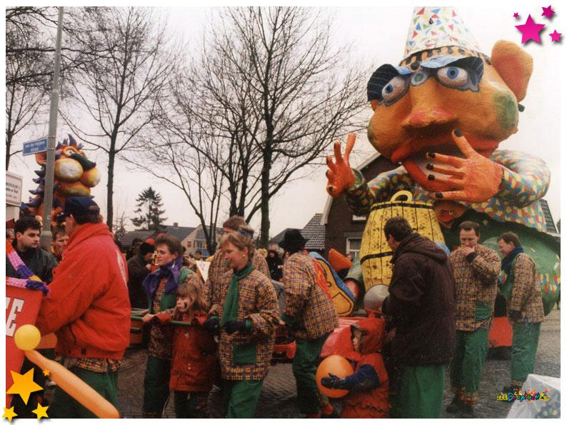 De Schuimkragen - 1996