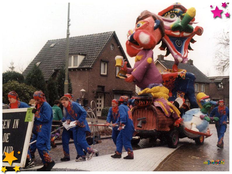 Zot Gefrot - 1996