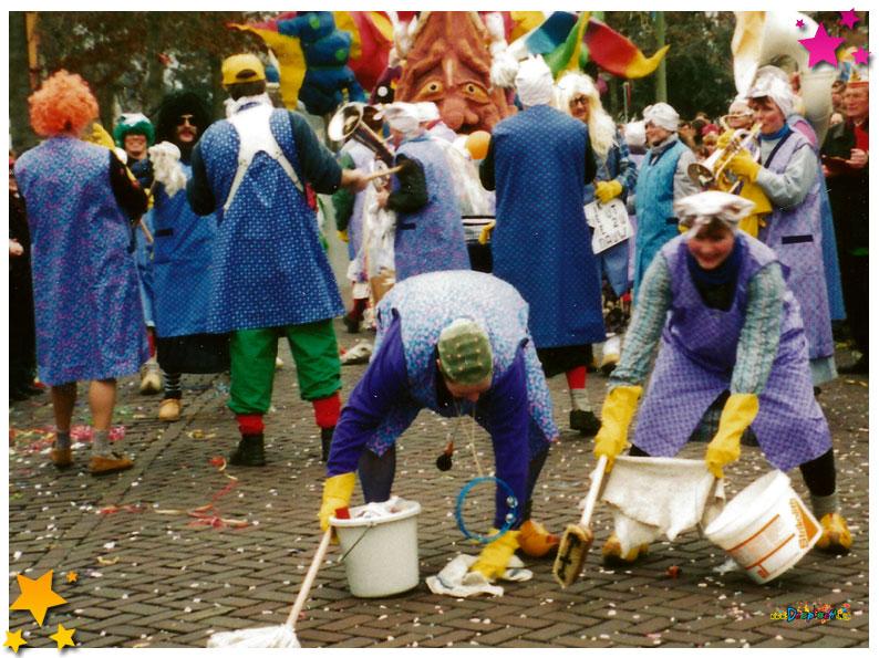De Schuimkragen - 1997