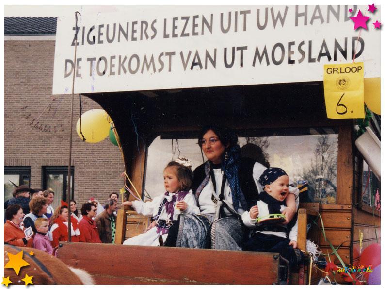 Dorstvlegels - 1998