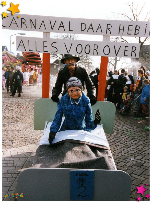 Jan Vos - 1998