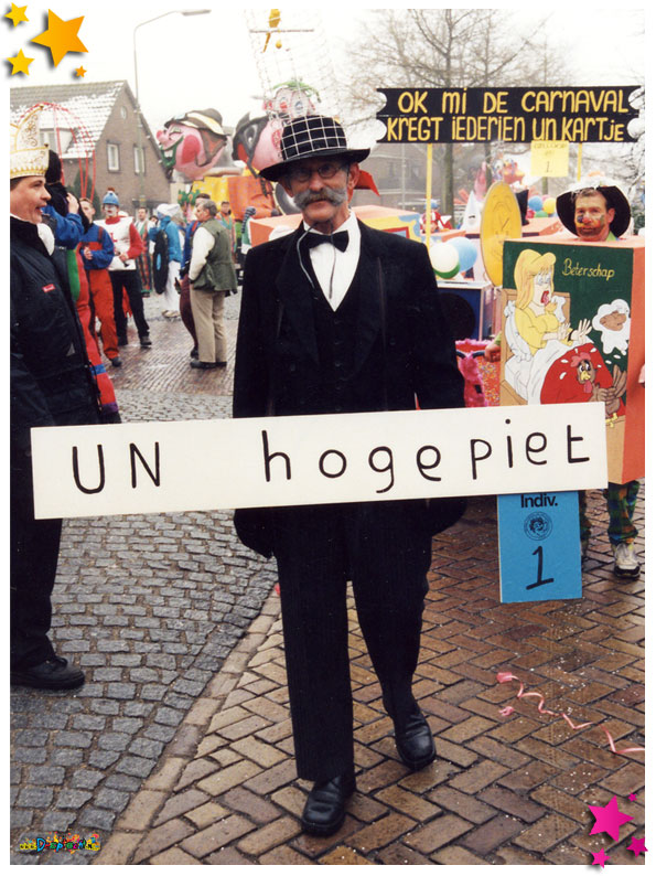 Jan Vos - 1999