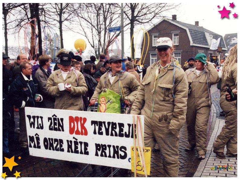 Knap Lelluk - 1999