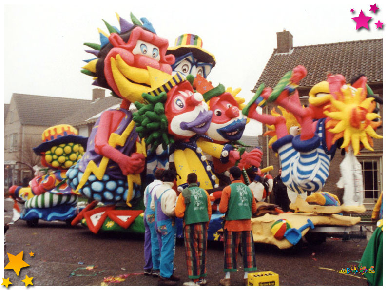 Moi Gekloi - 1999