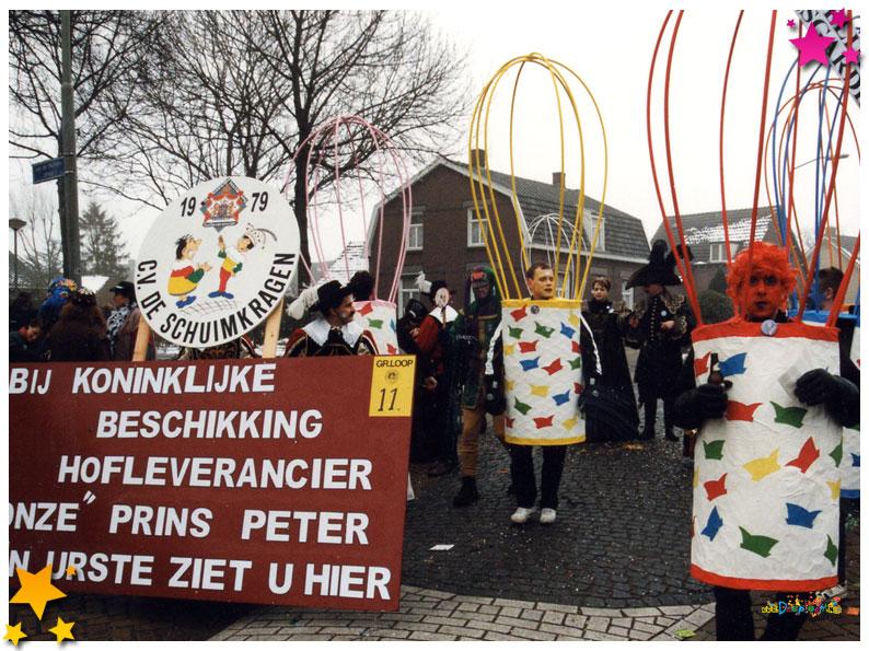 De Schuimkragen - 1999