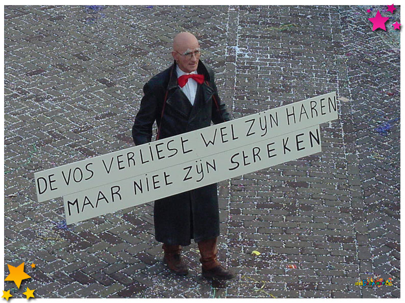 Jan Vos - 2001