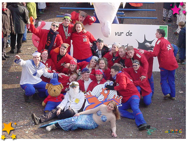 Zot Gefrot - 2001