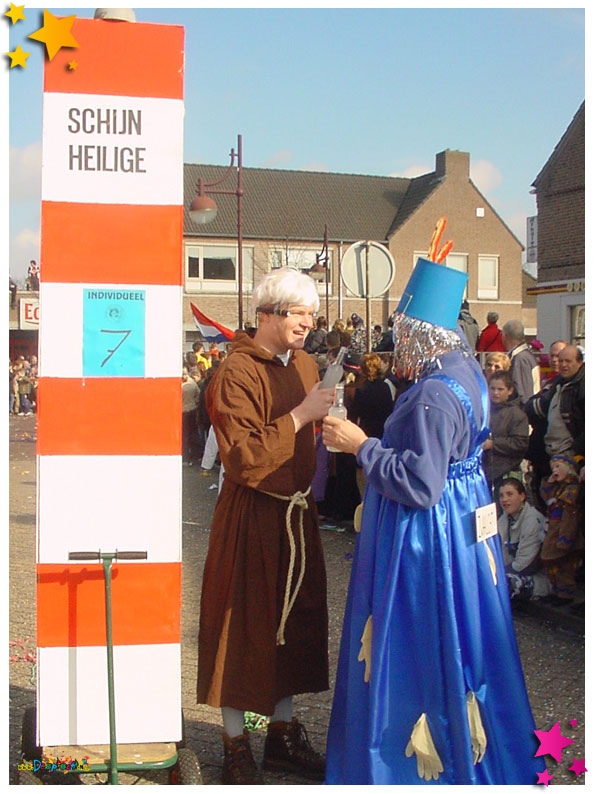 Marcel Hendriks a.k.a. Hentini - 2003