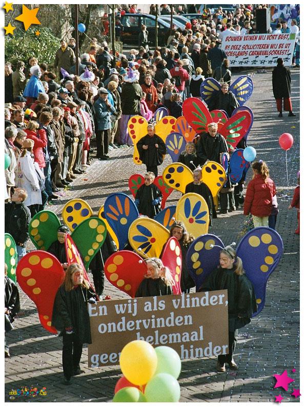 De Schuimkragen - 2004