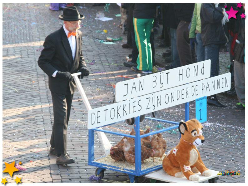 Jan Vos Carnavalsoptocht Schaijk - 2005