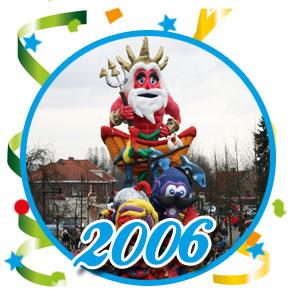 Carnavalsoptocht Schaijk - 2006