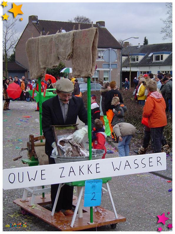 Jan Vos Carnavalsoptocht Schaijk - 2006