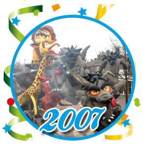 Carnavalsoptocht Schaijk - 2007