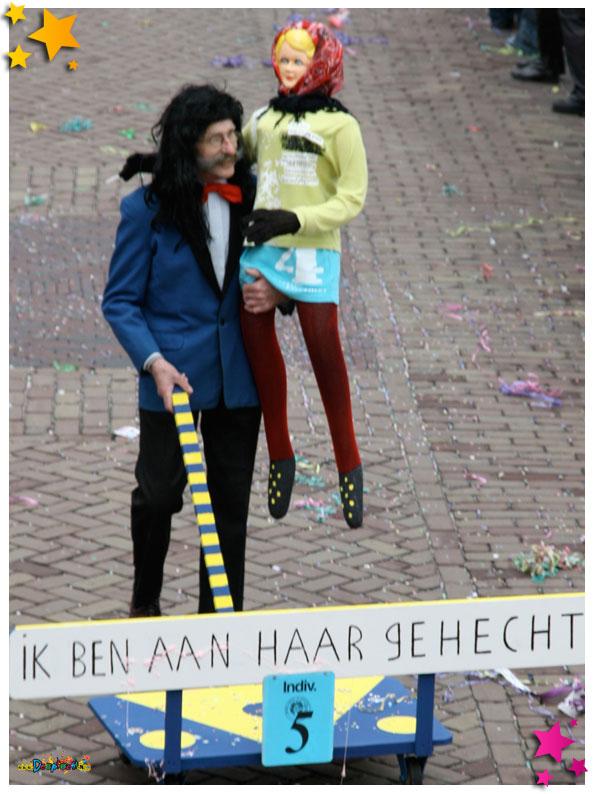 Jan Vos Carnavalsoptocht Schaijk - 2007