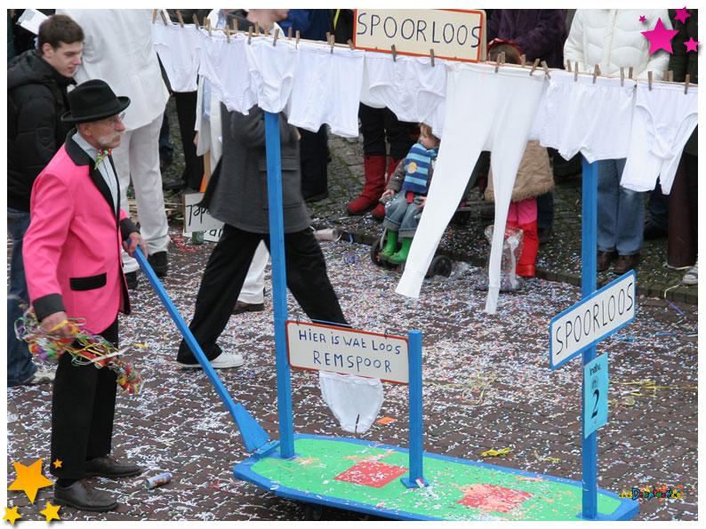 Jan Vos Carnavalsoptocht Schaijk - 2008
