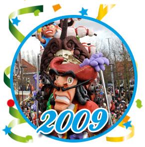 Carnavalsoptocht Schaijk - 2009