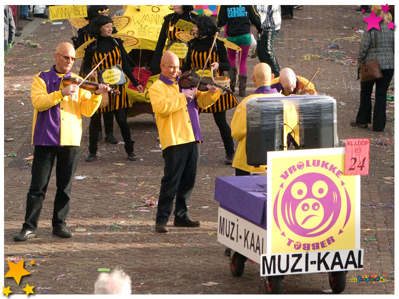 De Vrolukke Tobbers - 2009
