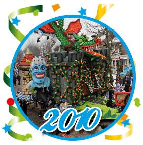 Carnavalsoptocht Schaijk - 2010