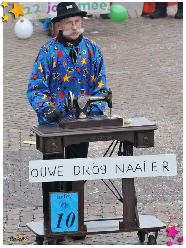 Jan Vos Carnavalsoptocht Schaijk - 2010