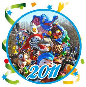 Carnavalsoptocht Schaijk - 2011