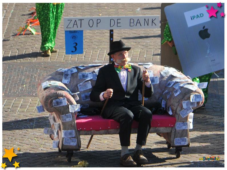 Jan Vos Carnavalsoptocht Schaijk - 2011