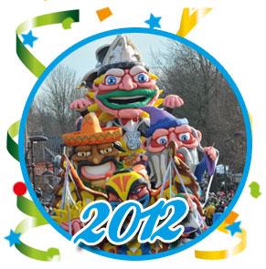 Carnavalsoptocht Schaijk - 2012