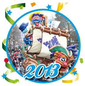 Carnavalsoptocht Schaijk - 2013