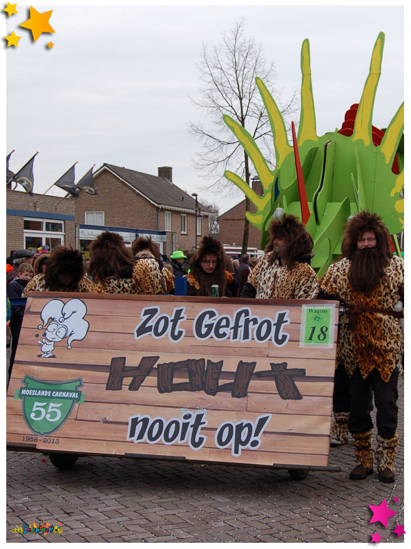Zot Gefrot - 2013
